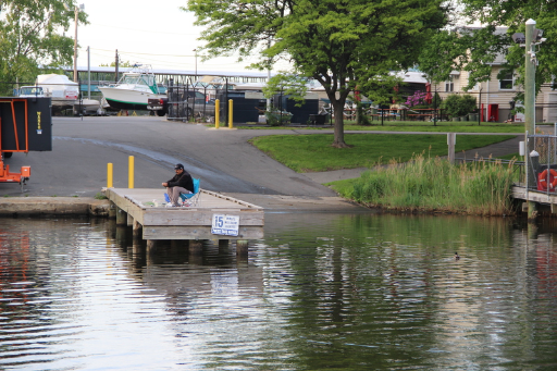 docking location